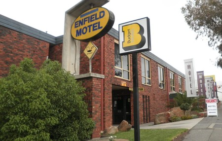 Enfield Motel - Tourism Cairns