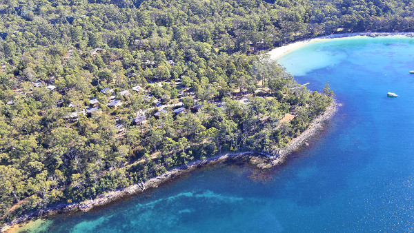 Stewarts Bay Lodge - Tourism Cairns