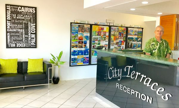 City Terraces - Holiday Apartments - Tourism Cairns