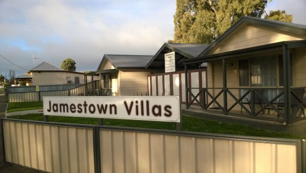 Jamestown Villas - Tourism Cairns