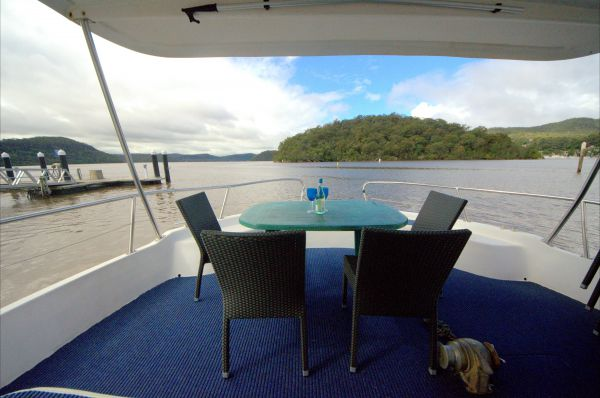 Luxury Afloat Hawkesbury River and Brooklyn - Tourism Cairns