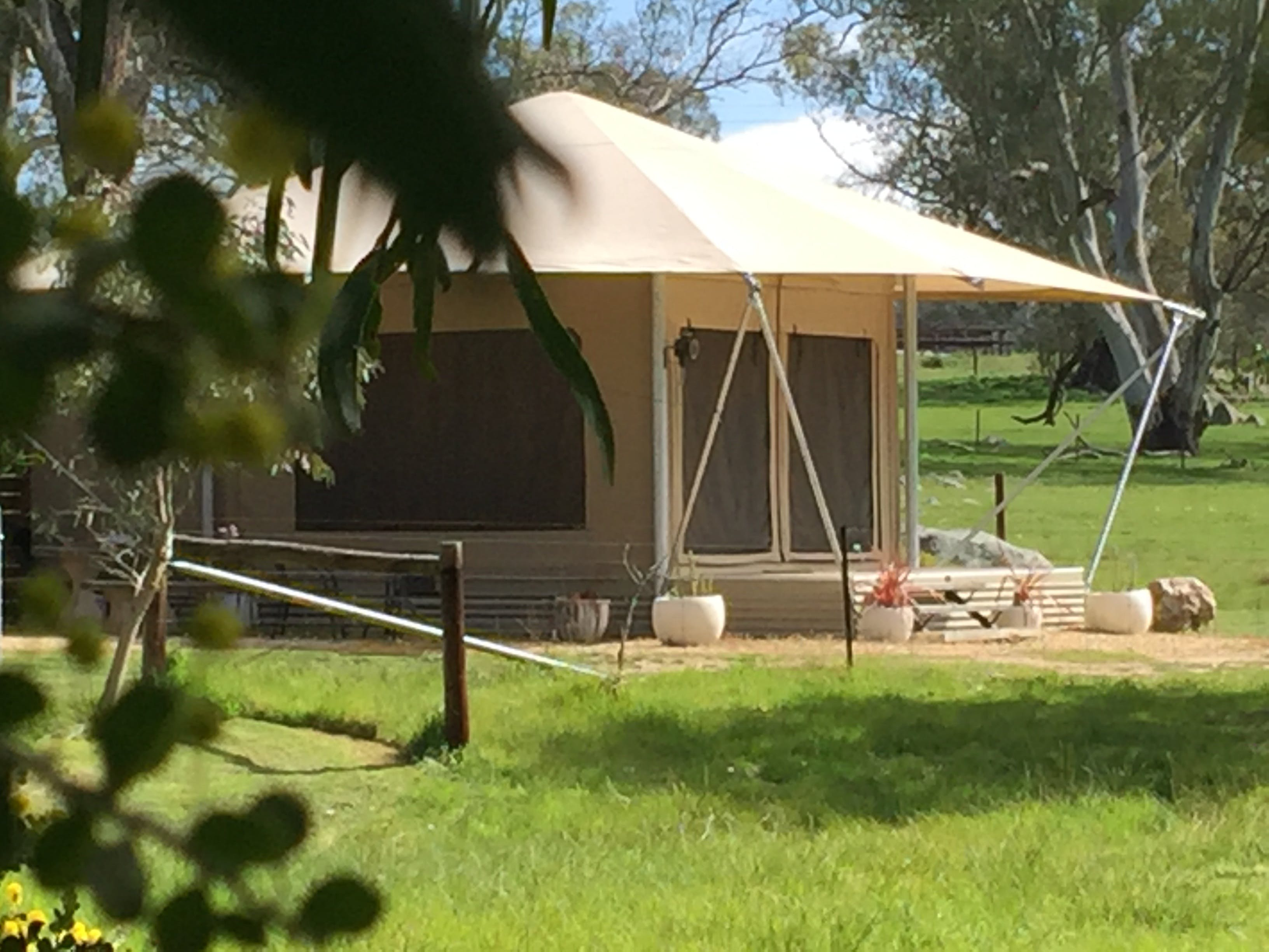 Boongarrie Luxury Tent - Tourism Cairns