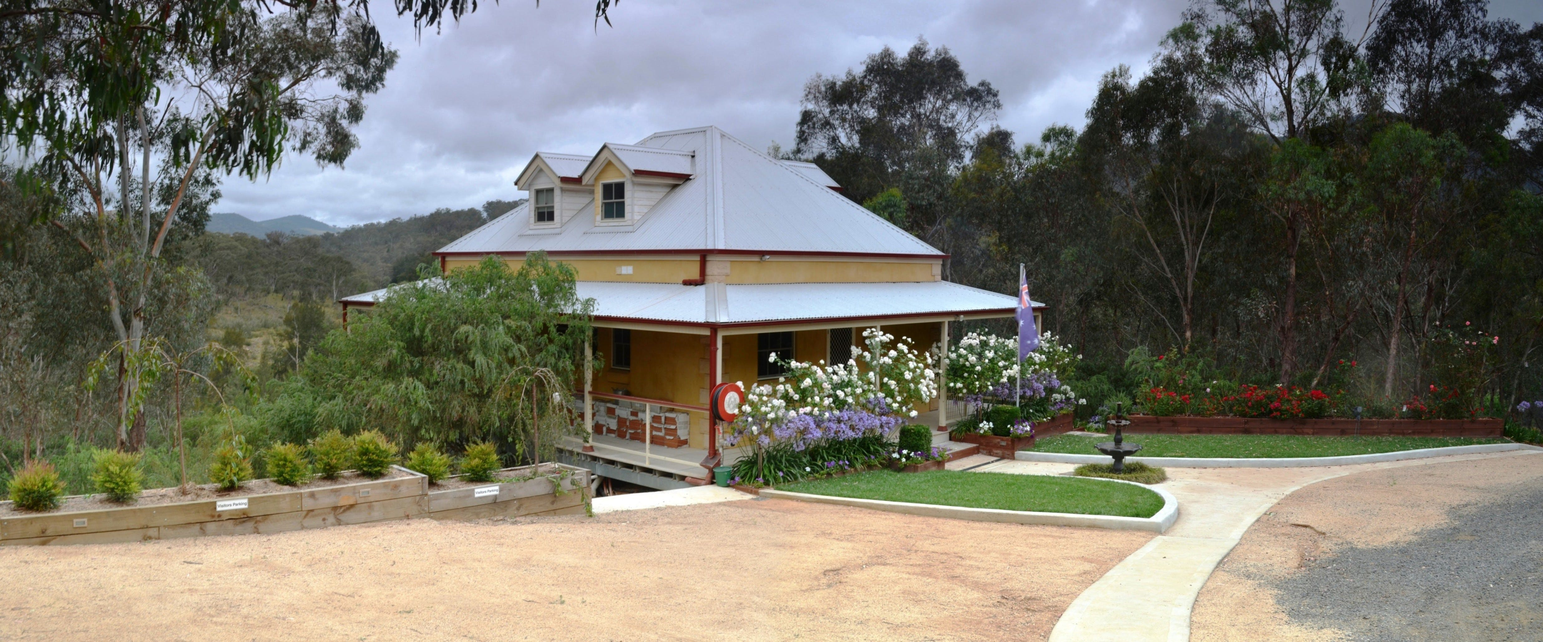 Tanwarra Lodge Bed and Breakfast - Tourism Cairns