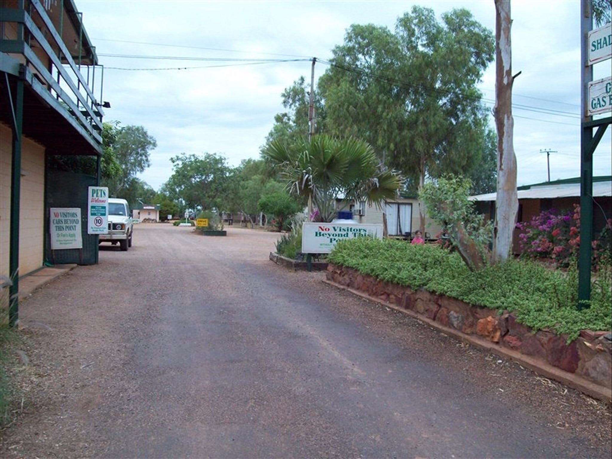 Tennant Creek Caravan Park - Tourism Cairns
