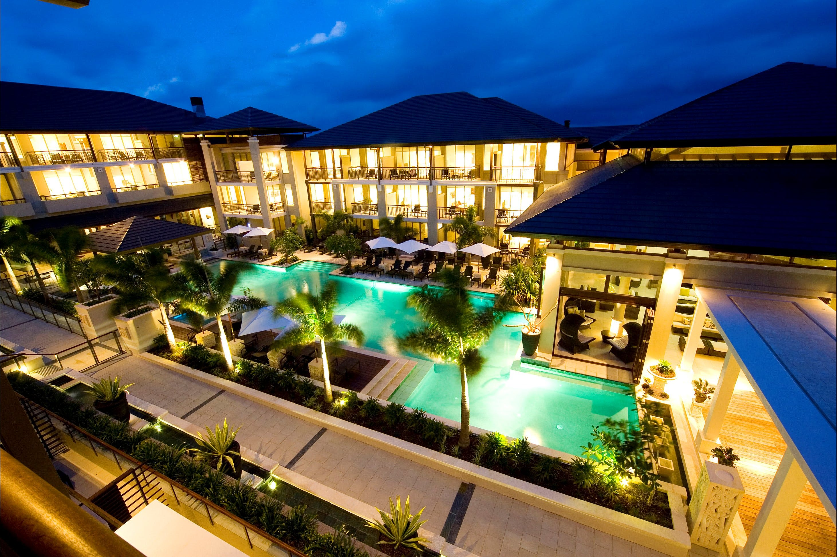 Oaks Casuarina Santai Resort - Tourism Cairns