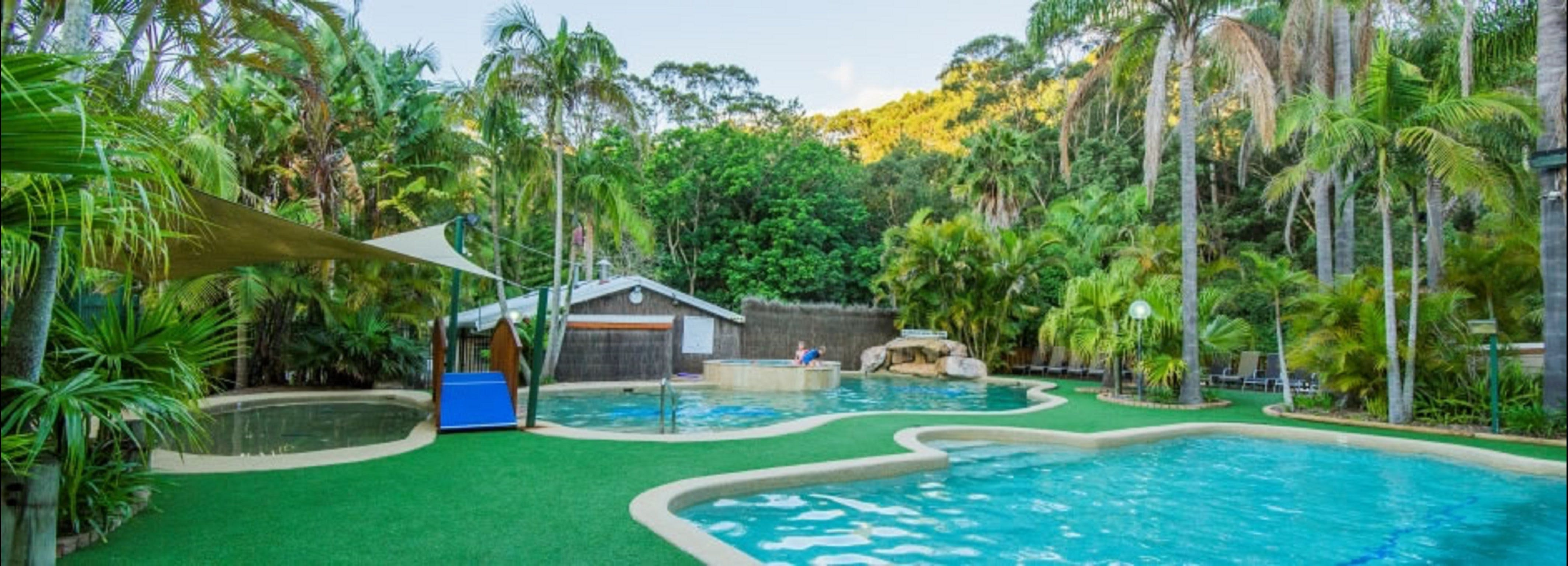 The Palms at Avoca - Tourism Cairns