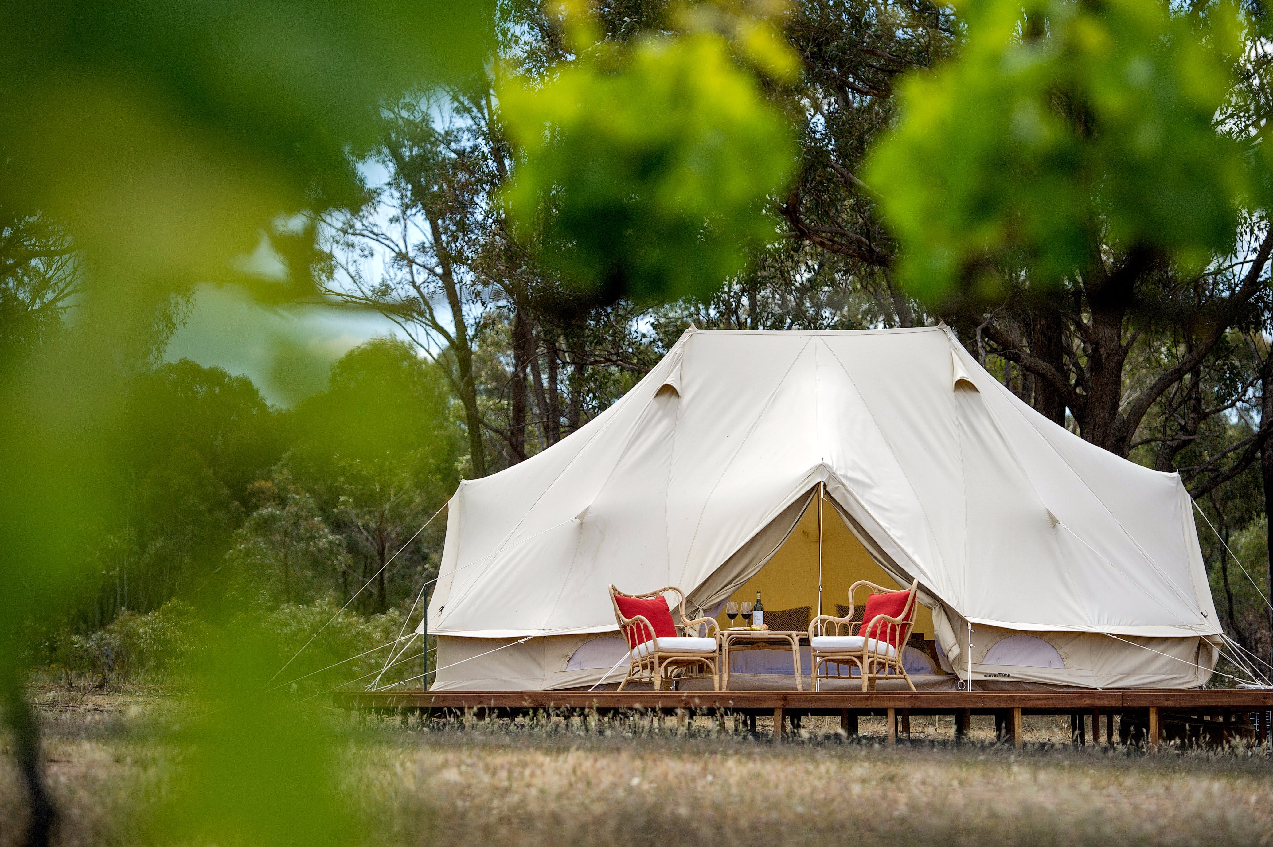 Balgownie Estate Winery Glamping  Accommodation - Tourism Cairns