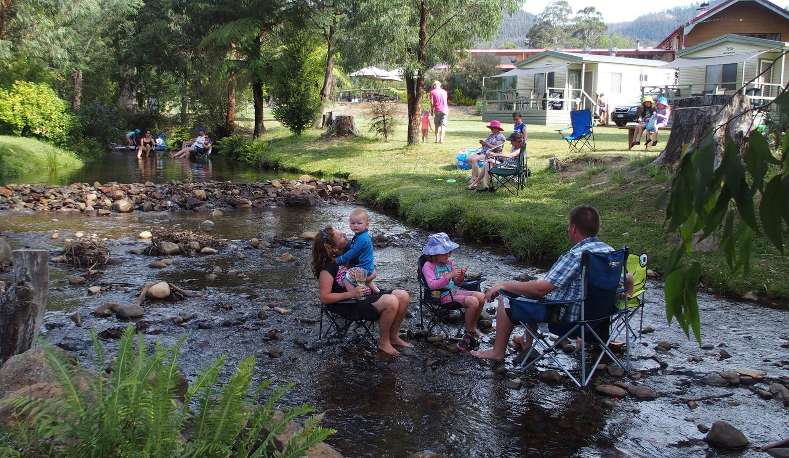 Marysville Caravan and Holiday Park - Tourism Cairns