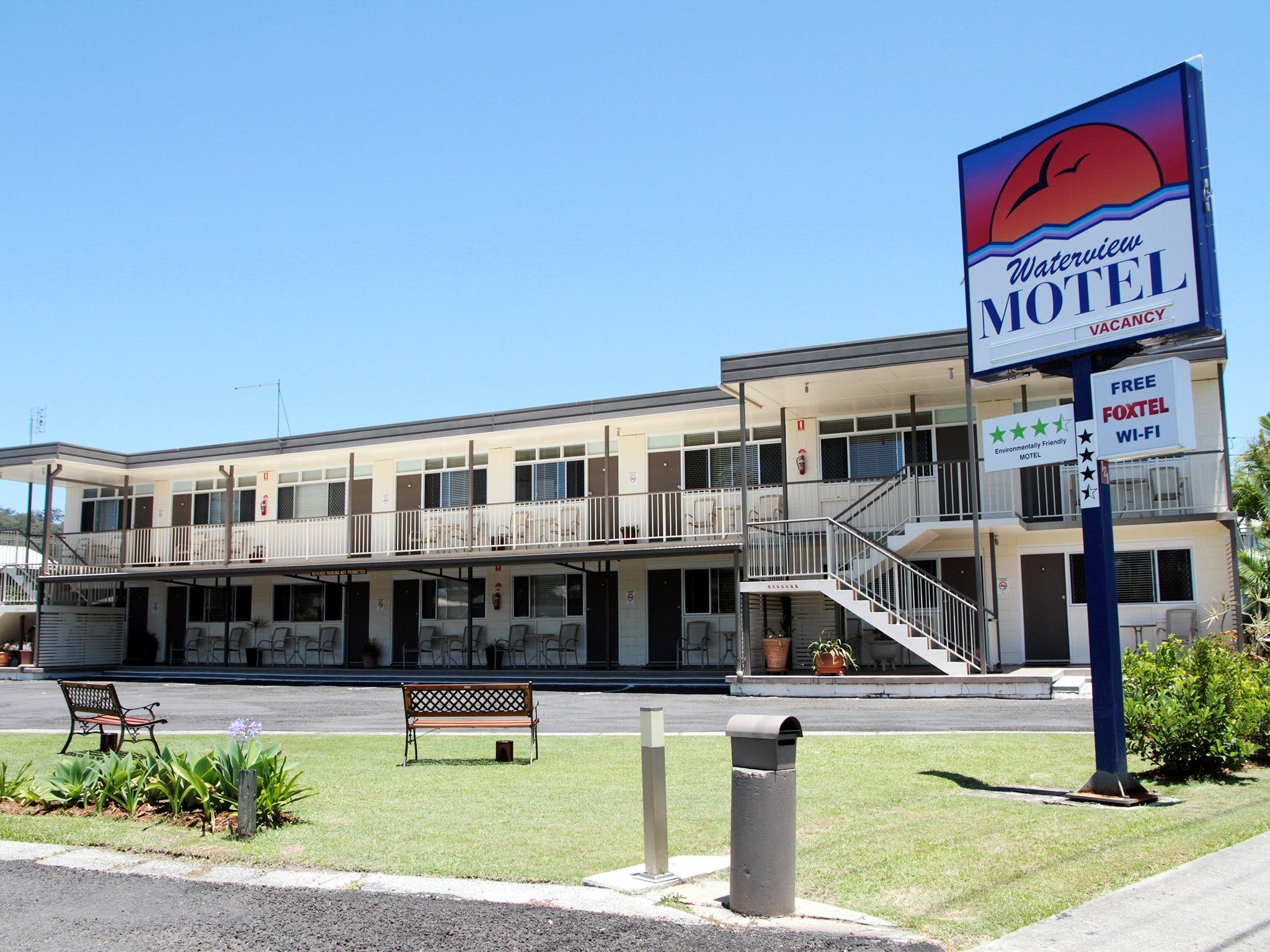Waterview Motel - Tourism Cairns