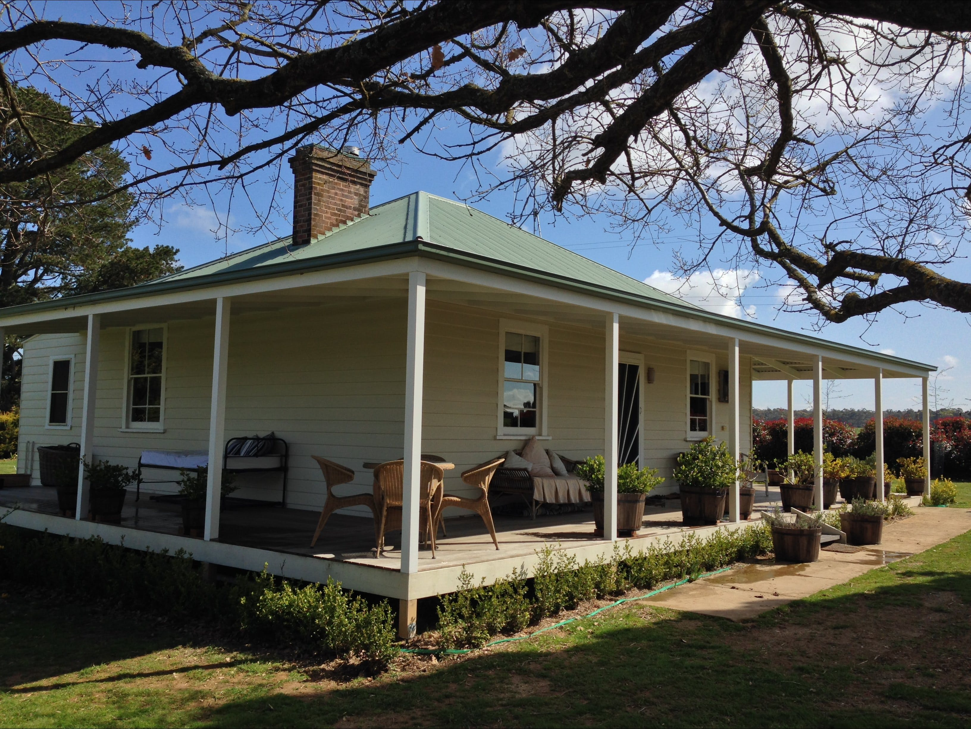 Crookwell Farmhouse - Tourism Cairns