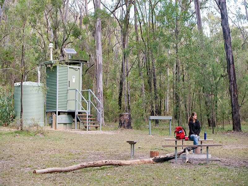 Ten Mile Hollow campground - Tourism Cairns