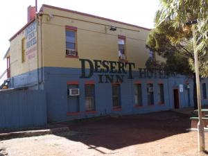 Desert Inn Hotel Motel - Tourism Cairns