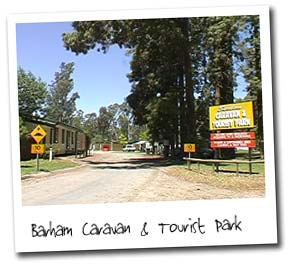 Barham Caravan And Tourist Park - Tourism Cairns