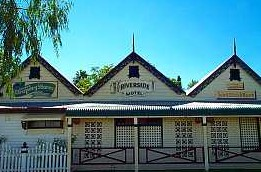 Bourke Riverside Motel - Tourism Cairns