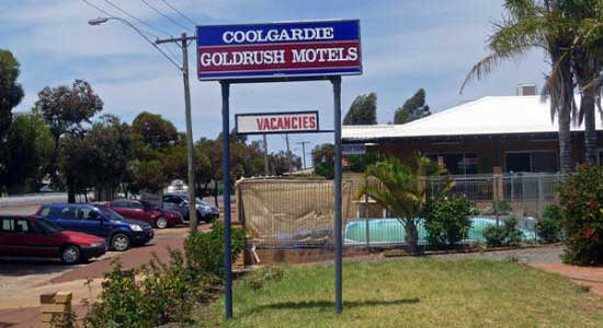 Coolgardie Motel - Tourism Cairns