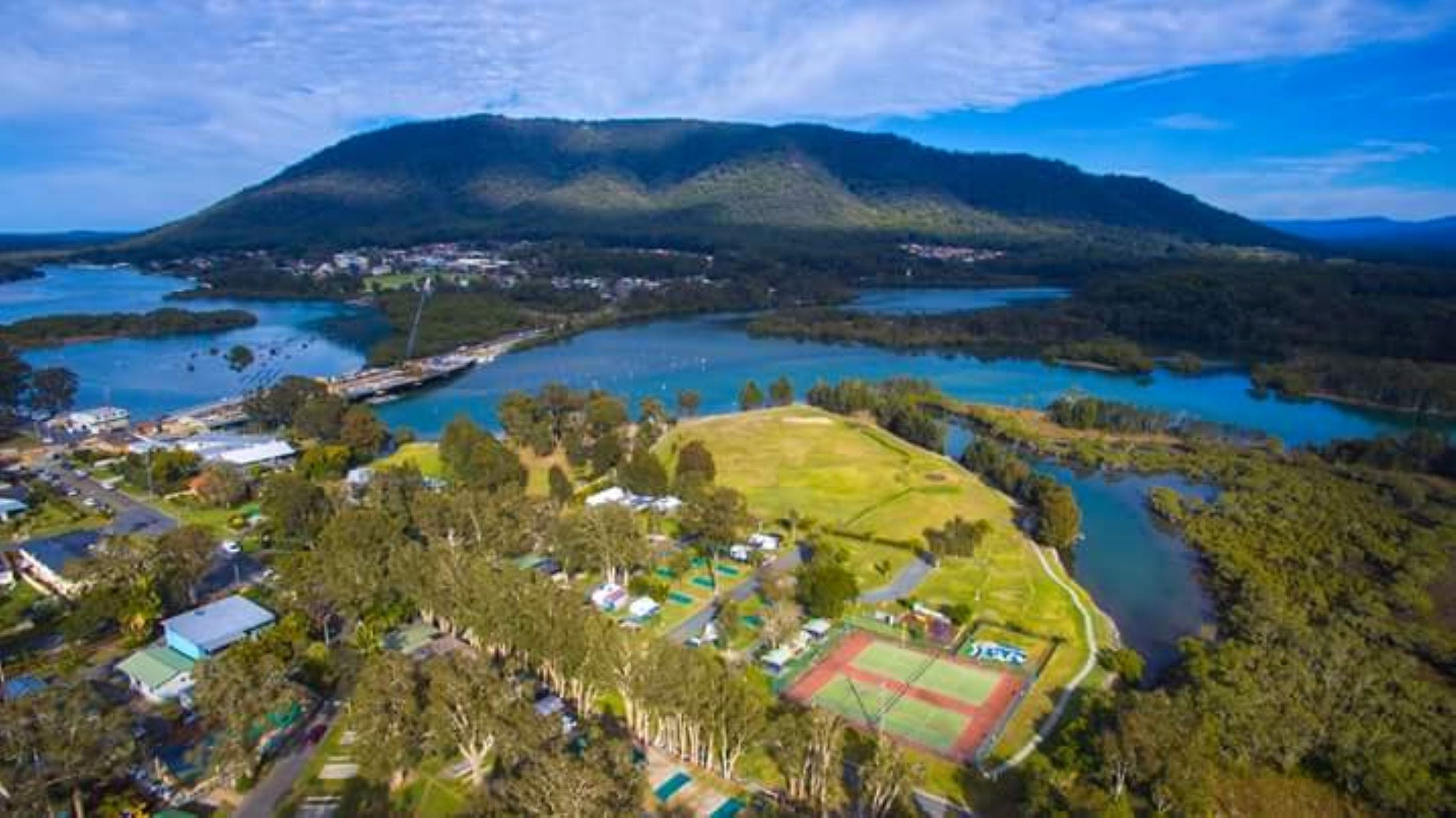 Brigadoon Holiday Park - Tourism Cairns