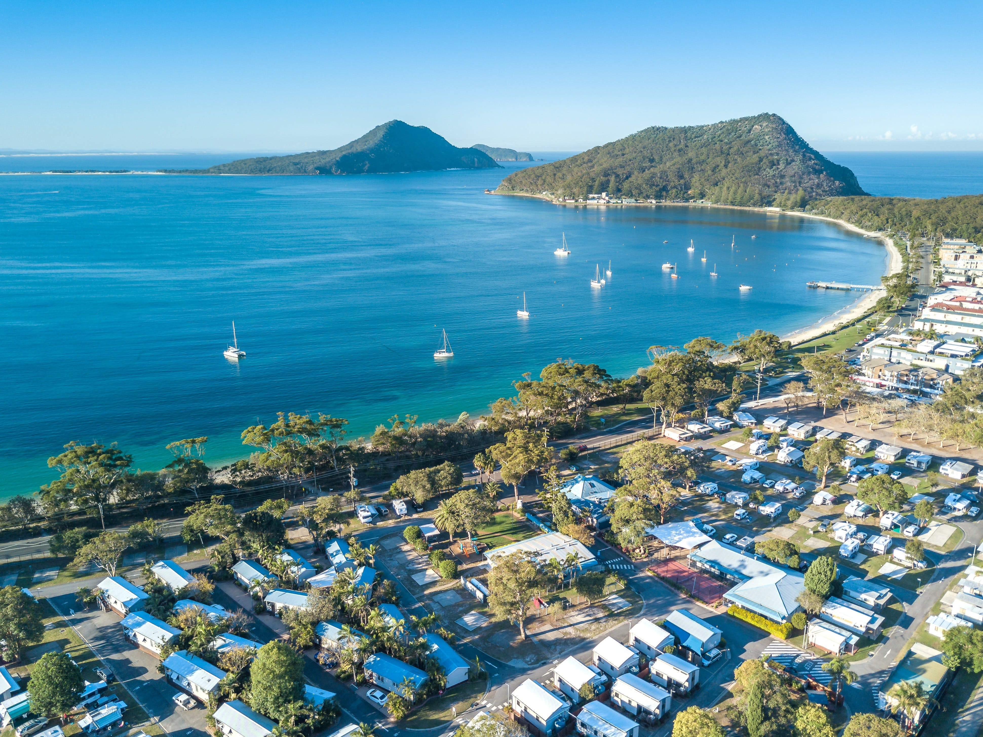 Shoal Bay Holiday Park - Tourism Cairns