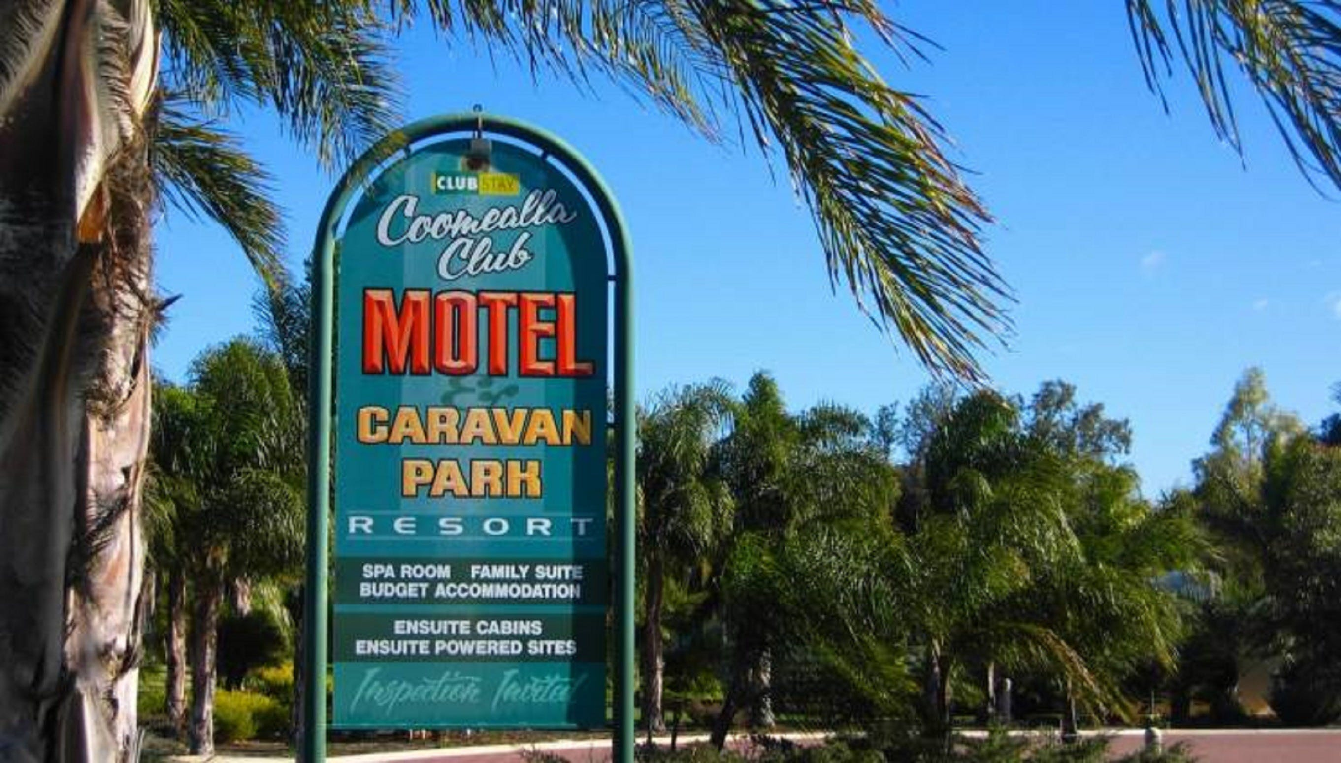 Coomealla Club Motel and Caravan Park Resort - Tourism Cairns
