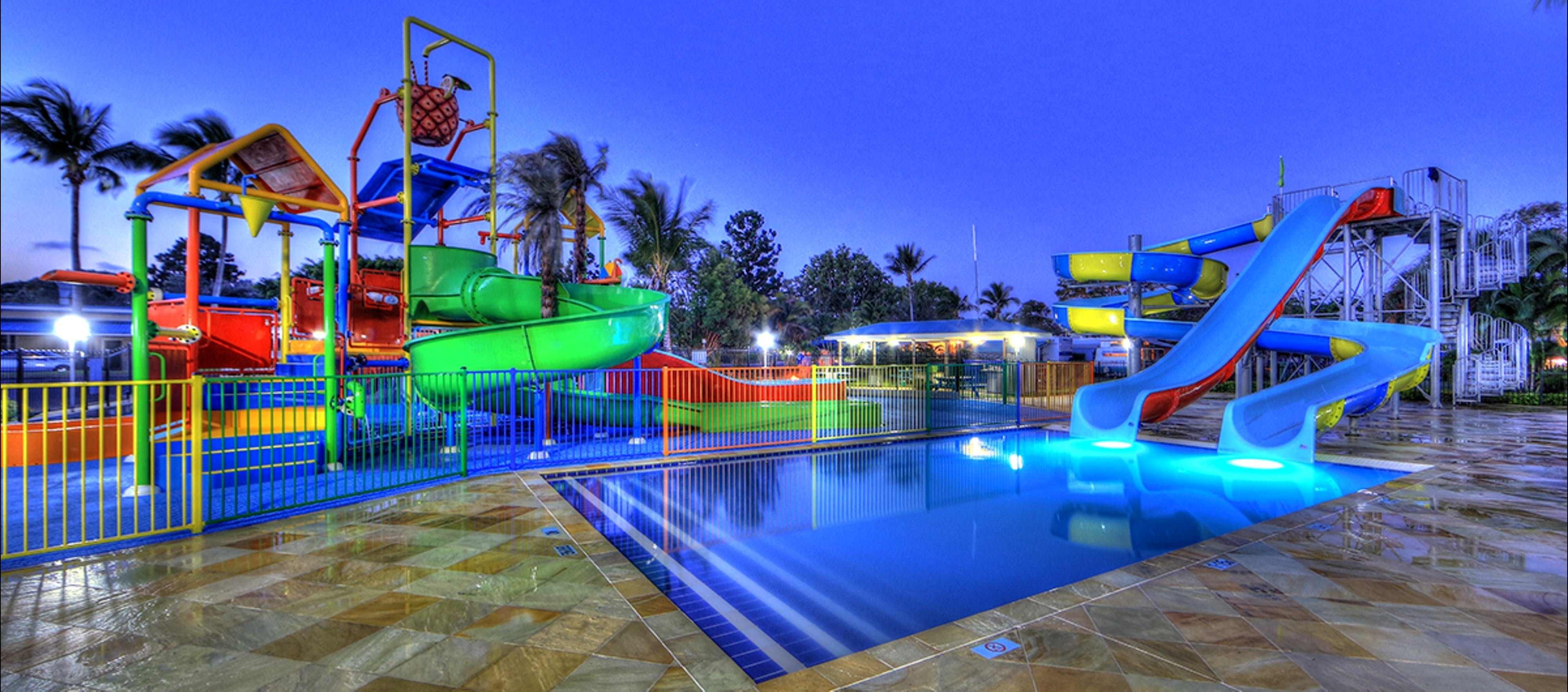 Discovery Parks - Coolwaters Yeppoon - Tourism Cairns