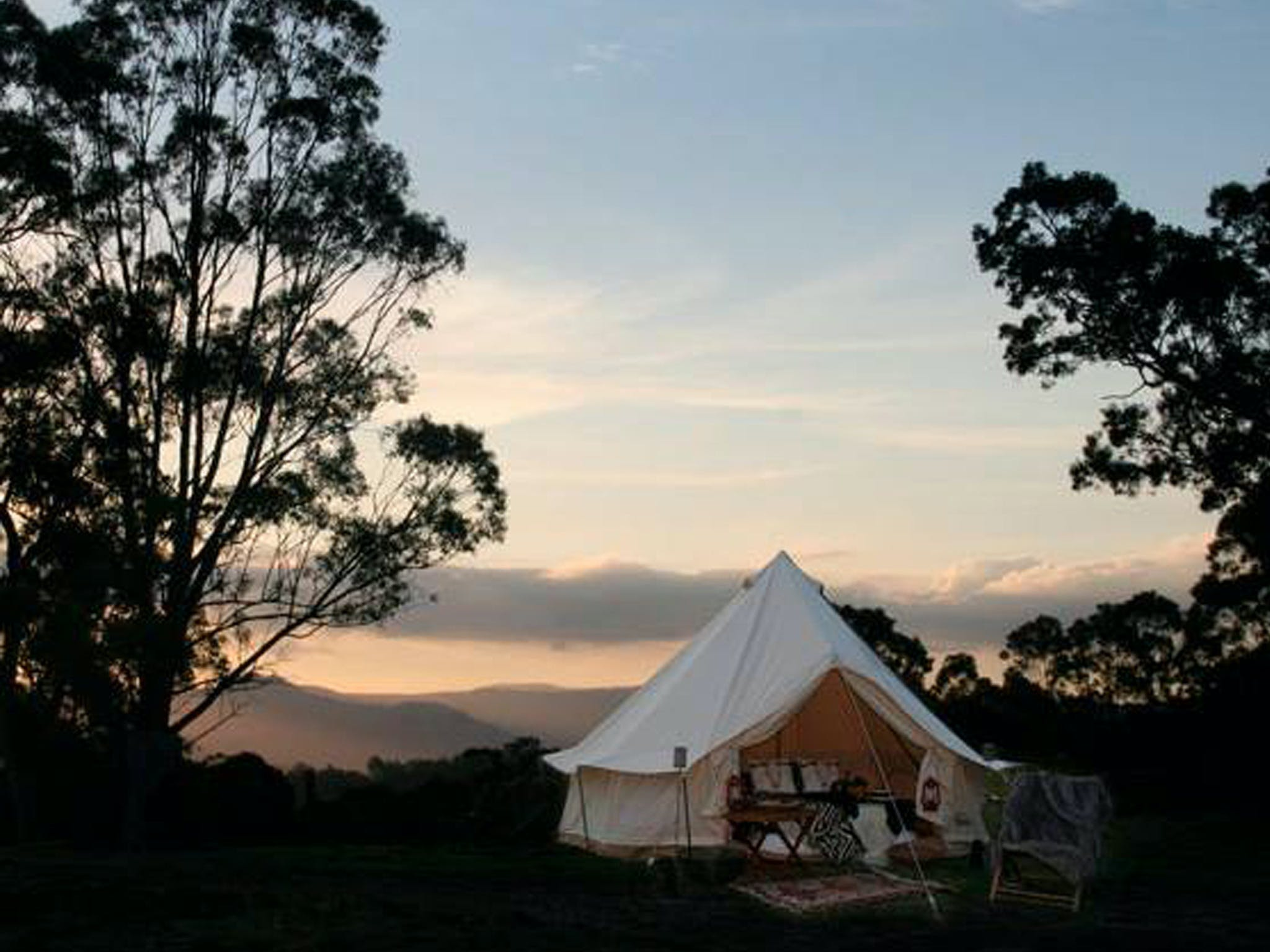 Megalong Valley Glamping - Tourism Cairns