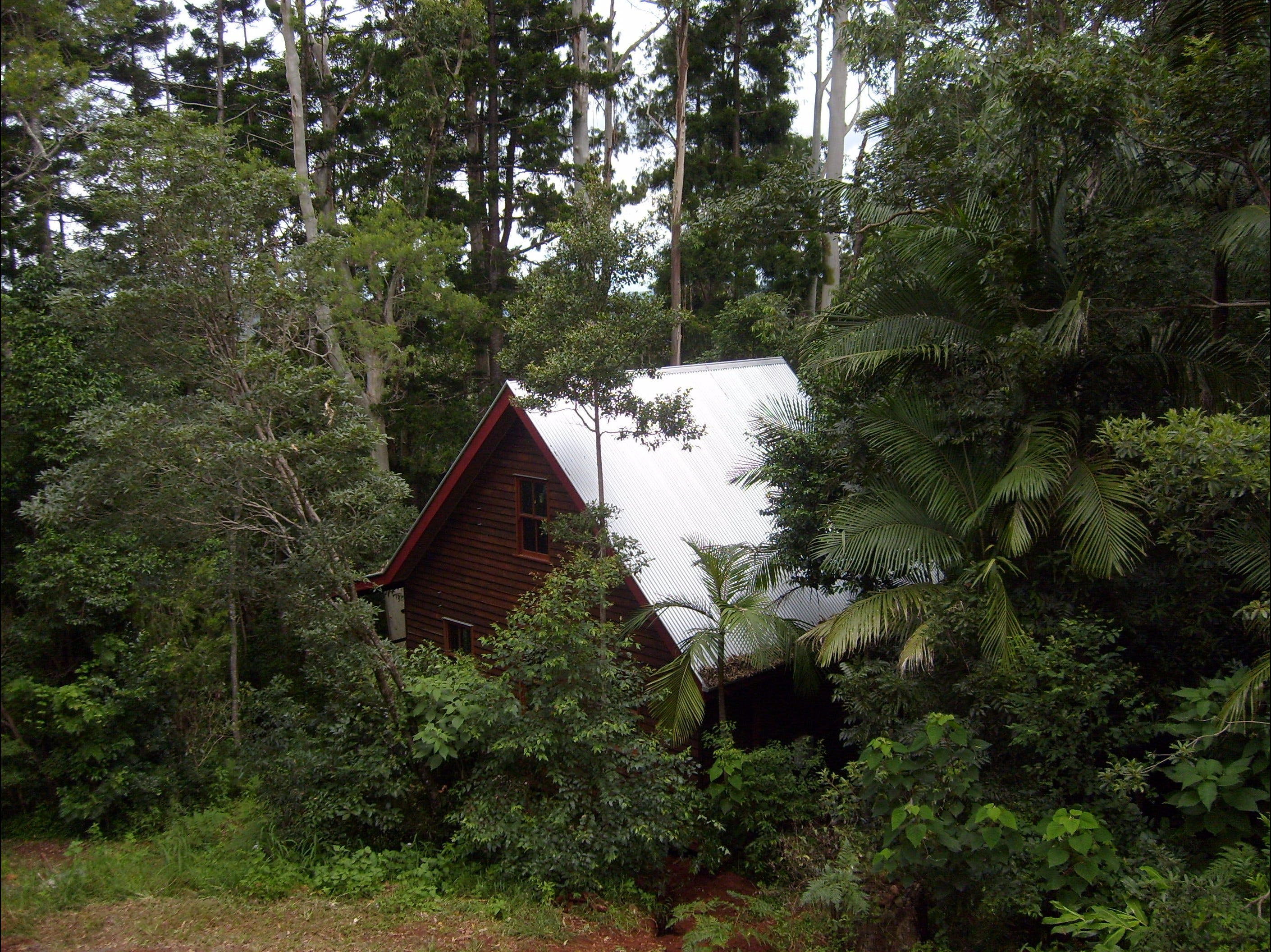 Turkeys Nest Rainforest Cottages Mt Glorious - Tourism Cairns