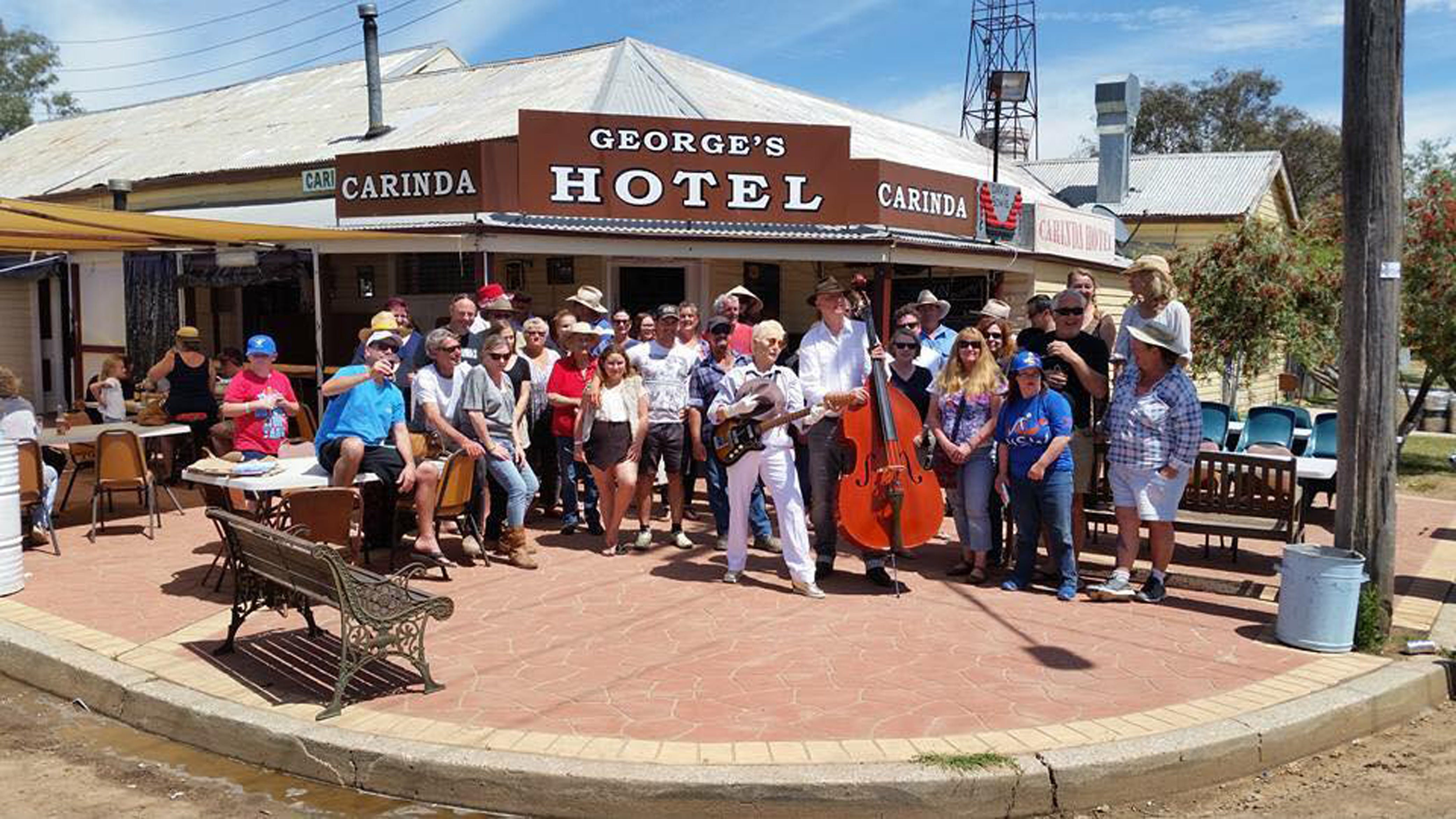 Carinda Hotel - Tourism Cairns