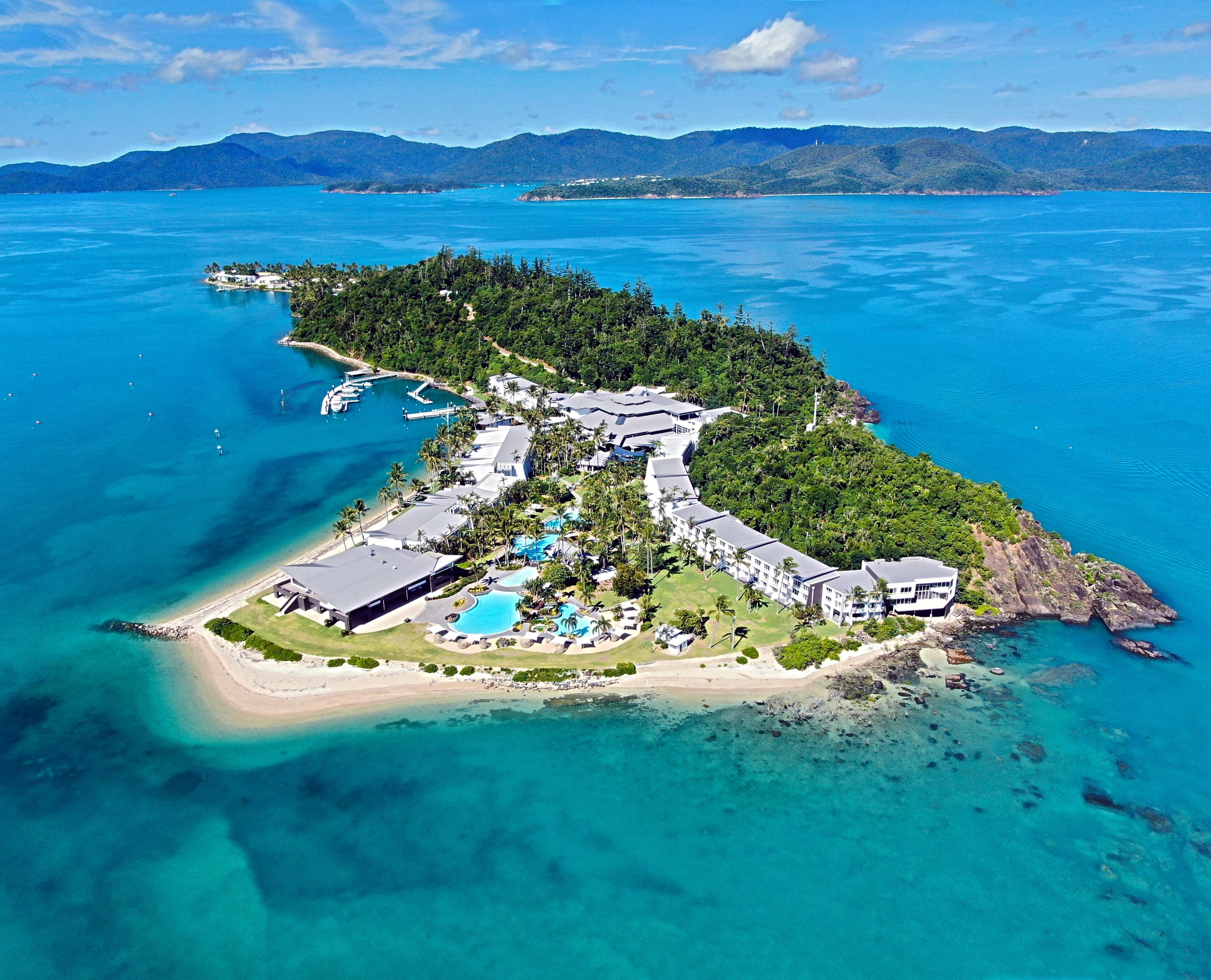 Daydream Island Resort and Living Reef - Tourism Cairns