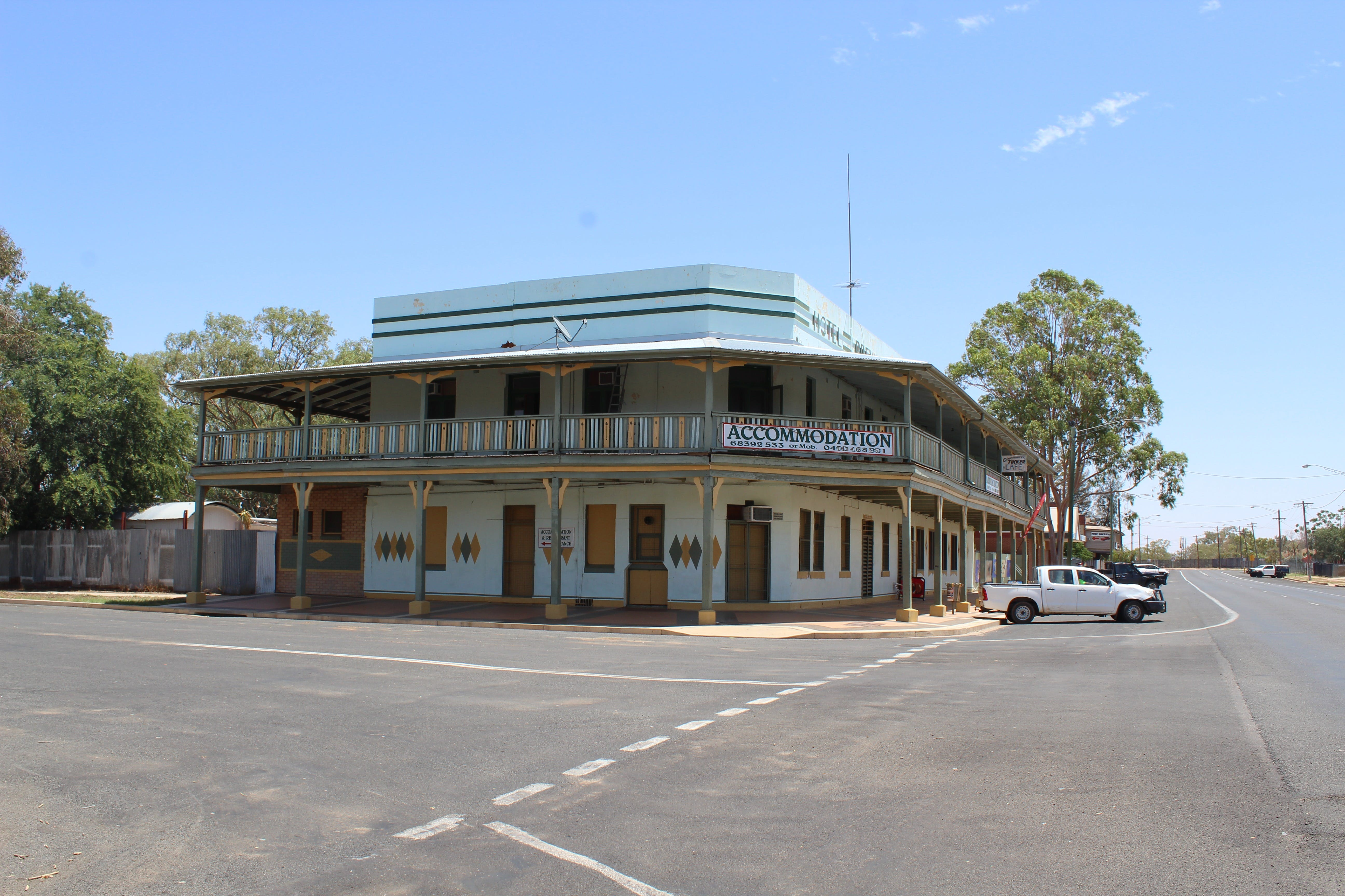 Hotel Brewarrina - Tourism Cairns