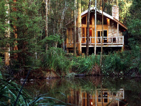 Woodlands Rainforest Retreat - Tourism Cairns
