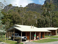 Halls Gap Log Cabins - Tourism Cairns