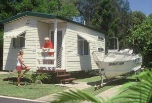 River Retreat Caravan Park - Tourism Cairns