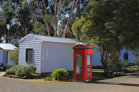 Shady Acres Caravan Park Ballarat - Tourism Cairns