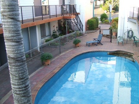Bargara Beachfront Holiday Apartments - Tourism Cairns