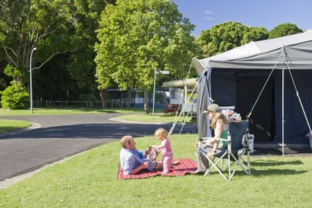 Silver Sands Holiday Park - Tourism Cairns