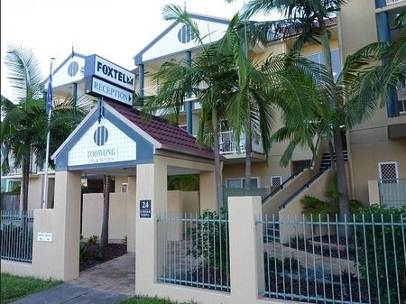 Toowong Inn  Suites - Tourism Cairns