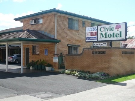 Civic Motel Grafton - Tourism Cairns