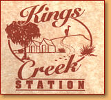Kings Creek Station - Tourism Cairns