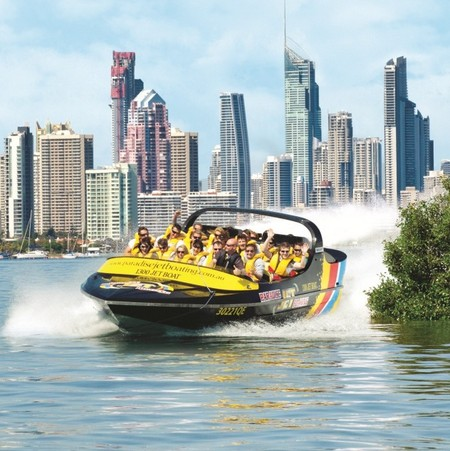Paradise Jetboating - Tourism Cairns
