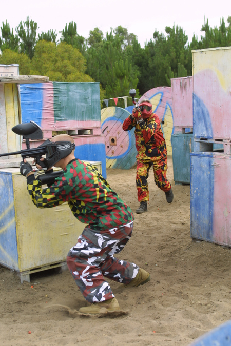 Paintball Skirmish Perth - Tourism Cairns