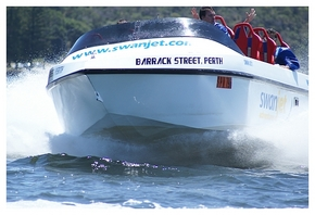 Swan Jet Adventures - Tourism Cairns