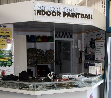 Campbellfield Indoor Paintball - Tourism Cairns