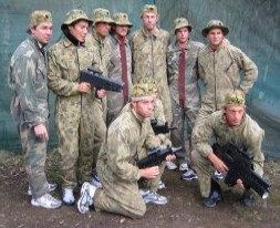 Challenge Paintball  Laser Skirmish - Tourism Cairns