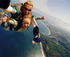 Skydive Melbourne - Tourism Cairns