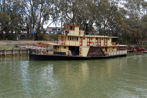 Emmylou Paddle Steamer - Tourism Cairns