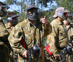 Action Paintball Games - Perth - Tourism Cairns