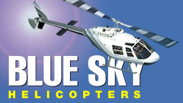 Blue Sky Helicopters - Tourism Cairns