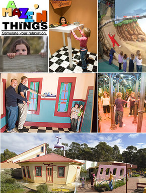 A Maze 'N Things - Tourism Cairns