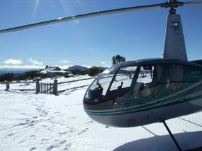 Alpine Helicopter Charter Scenic Tours - Tourism Cairns
