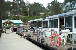 Clyde River Houseboats - Tourism Cairns
