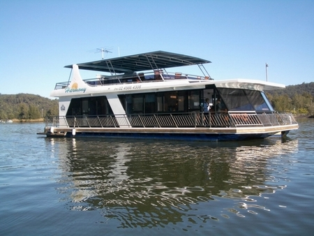 Able Hawkesbury River Houseboats - Tourism Cairns